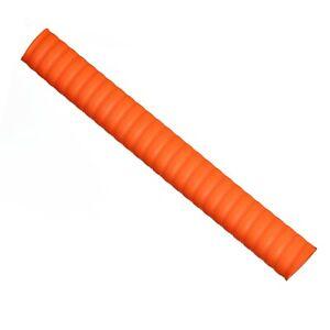 Opttiuuq FrontFoot XKSC Spiral Coil Cricket Bat Grip rubber. Orange