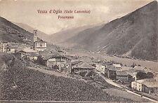 13) VEZZA D'OGLIO (VALLE CAMONICA, BRESCIA) PANORAMA.