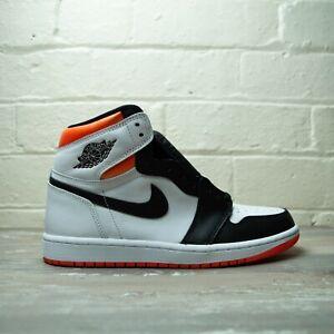 Nike Air Jordan 1 Retro High Electro Orange 555088 180 Size UK 6 EU 40 US 7