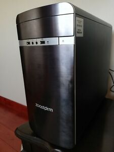 "ZooStorm AMD A10-7700K ""Kaveri"" R-7 Graphics 2TB HDD WiFi Win 10 Light Gaming"