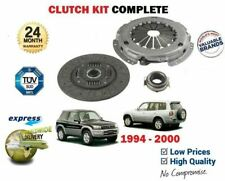 FOR TOYOTA CAMRY RAV4 2.0 GLi 4WD 1988-2000 BRAND NEW CLUTCH KIT EXEDY 3 PIECE