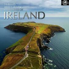 Coastlines of Ireland -  16 Month Wall Calendar 2020