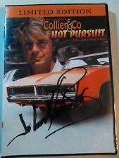 John Schneider's Collier & Co Hot Pursuit (DVD)Signed Limited Edition NEW Sealed