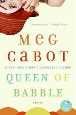 Queen of Babble, Meg Cabot, 0060851996, Book, Acceptable