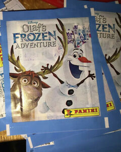 Disney's Olaf 50 Sealed Packets And Album( Special 7 Days Offer)