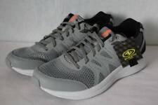 NEW Mens Tennis Shoes Size 8 Gray Athletic Memory Foam Lightweight Running