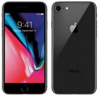 Apple iPhone 8 64GB Space Gray Fully Unlocked