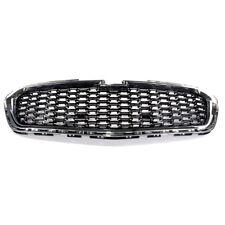 OEM NEW Front Center Grille Chrome Black 14-15 Chevrolet Malibu 22995179