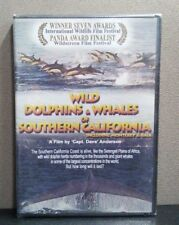 Wild Dolphins and Whales of Southern California    (DVD)     BRAND NEW