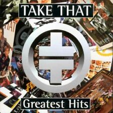 TAKE THAT greatest hits (CD, compilation, 1996) best of, very good condition