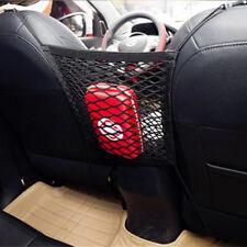 Car Seat Mesh Organizer Storage Cargo Net Pocket Luggage Hook Pouch Holder