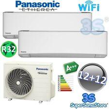 3S DUO MULTI Split Inverter R32 ETHEREA MIT WiFi PANASONIC Klimaanlage 3,2+3,2KW