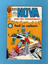 ► NOVA - SPIDERMAN  N°36 - LUG - 1981