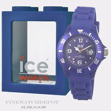 Authentic Ice Sili Forever Blue Small Watch SI.BE.S.S.09
