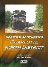 Norfolk Southern's Charlotte North District DVD Piedmont Division Southern Rwy