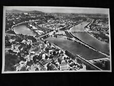 PHOTO ANCIENNE 1958 LAPIE LYON RHONE   VUE AERIENNE BON ETAT