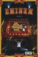 """EMINEM """"THE ANGER MANAGEMENT TOUR"""" DVD NEUWARE"""