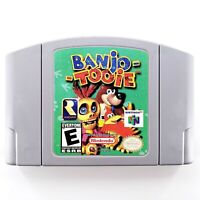 Banjo-Tooie (Nintendo 64, 2000) Authentic Cartridge Only Tested & Works