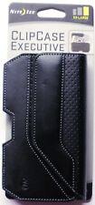 Nite Ize XXL Black Clip Case Executive Universal Rugged Holster EHL2L-17-R3 NEW