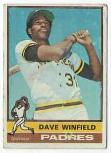 DAVE WINFIELD - 1976 TOPPS #160 !