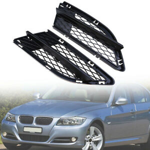 For BMW 325i 328i 335i xDrive Front Bumper Lower Mesh Grilles Cover Grill Guard