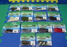 "Gary Yamamoto Custom Baits 4"" Yamasenko 9S-10 Series 10 Pack CHOOSE YOUR COLOR!"