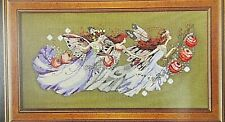 Mirabilia SHAKESPEARE'S FAIRIES Counted Cross Stitch Chart #MD-103