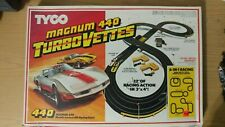 Tyco Magnum 440 Turbovettes 1:64 Scale Race Track Set