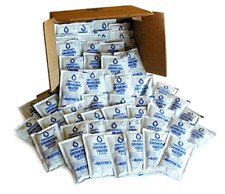 Survival Water Pouch 64 Pack of 125ml Datrex Emergency Gear Hunting Hiking Gift