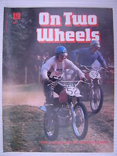 On Two Wheels -  Motorcycle Magazine Volume 2 - Issue No.19 - **FREE POSTAGE**
