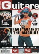 Guitare & Claviers #210 -RAGE AGAINST THE MACHINE- ...