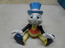 JIMINY CRICKET jointed porcelain music box - DISNEY Doll / CHECK DESCRIPTION !!