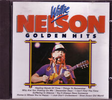 Willie Nelson Golden Hits CD Classic70s 80s Country Masters Import West Germany