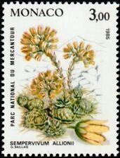 "MONACO N° 1464 ""PLANTES DU MERCANTOUR, SEMPERVIVUM ALLIONII""NEUF xxTTB"