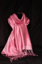 Pashmina Pink(Rose) Pashmina, Cashmere/Silk