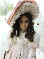 LADY JANE THELMA RESCH - 32 in VICTORIAN PATRICIA LOVELESS PORCELAIN DOLL NRFB