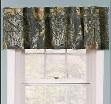 """Mossy Oak Window Topper-Valance 88"""""""