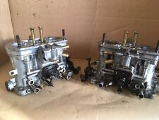 Pair Of Dual Weber 36 IDF Carburettors Aircooled VW Beetle Bus Bug Split Bay