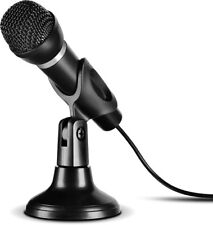 SPEEDLINK CAPO USB Desk & Hand Microphone USB Handmikrofon Tischmikrofon