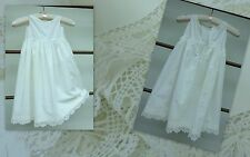 Beautiful Lace Baby Petticoat Babies Dolls Embroidered Antique Handmade Dress