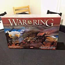 War of The Ring Second Edition Board Game NIB