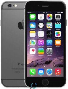 Apple iPhone 6 - 128GB - Space Grey (Unlocked) A1586 (CDMA + GSM) (AU Stock)
