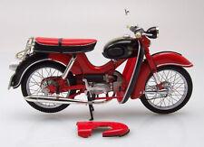 SCHUCO 1/10 MOTO KREIDLER FLORETT SUPER NOIRE et ROUGE ref  450654800 !!!!