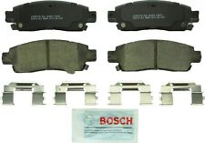 Disc Brake Pad Set-QuietCast Ceramic Pads with Hardware Rear Bosch BC883