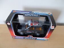 Globo Heavy Metal Carabinieri Police Car - Approx 13cm long - Boxed C.T.R 162PW