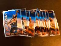 1995-96 Topps Mystery Finest FOIL NBA PROOF SILVER ETCH BACK You Pick Your Card