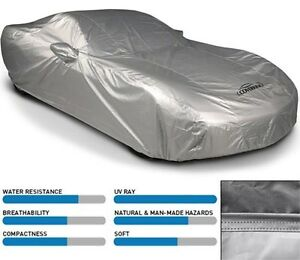 Coverking Silverguard Car Cover - Indoor/Outdoor - Great Sun UV Ray Protection