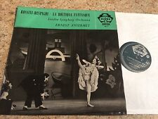 ROSSINI - RESPIGHI LP * ERNEST ANSERMET * DECCA ACE OF CLUBS ACL 7 * FREEPOST UK