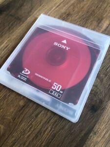 Sony XDCAM 50GB Dual Layer Disc, FD50DLA (1 DISC)