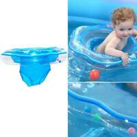 Kids Baby Seat Swim Ring Inflatable Float Swimming Pool Water Safety Aid Trainer